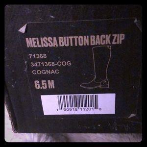 Frye Melissa boots (little worn)